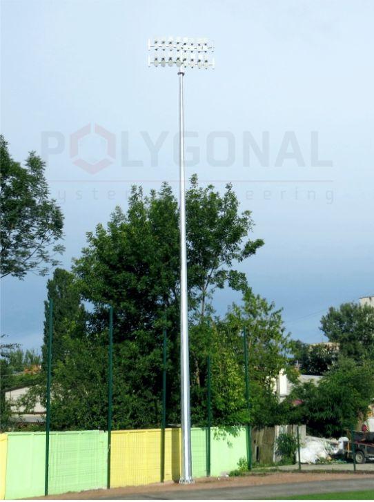Прожекторная щогла висотою 16 метрів Житомир