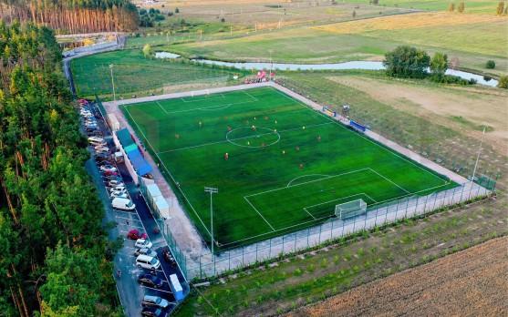 футбольне поле - Арена Бузова