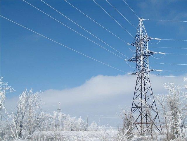 Повітряні лінії електропередачі