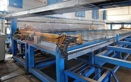 Система автоматичного позиціонування й розмітки заготовки