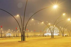 Освітлення вулиць