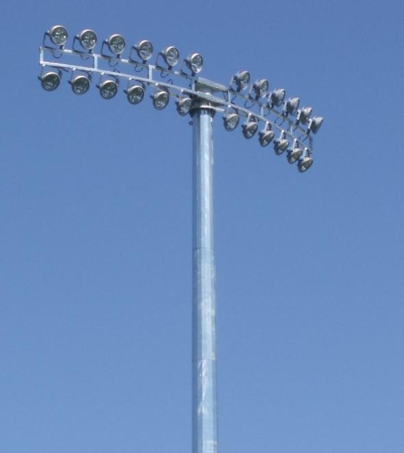 Інструкція зі спортивного освітлення стадіонів