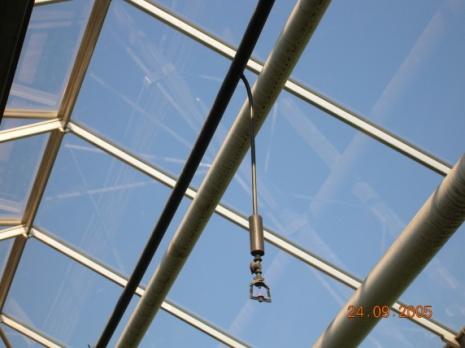 Система випарного охолодження і дозволоження повітря
