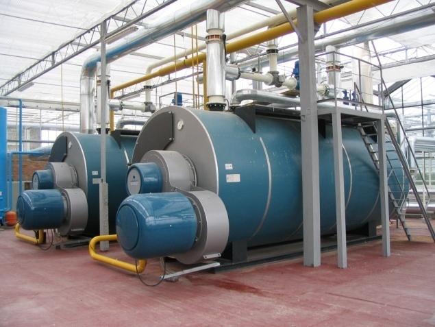 Система опалення та рециркуляції повітря