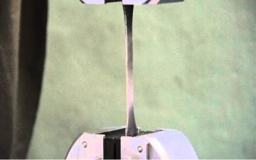 Уточнення характеристик сталі при технічному обстеженні конструкцій
