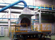 Оборудование для переработки цинковой золы