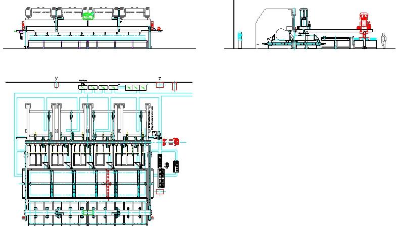 План системы автоматичекого позиционирования и разметки заготовки