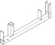 Ригель платформы