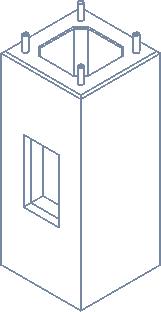 Бетонний блок