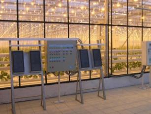 Автоматизированная система  управления микроклиматом